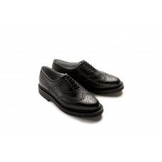 Freud Brogue Shoe black