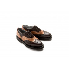 Freud Brogue Shoe copper brown