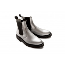 Kinsey Dealer boot SIlver