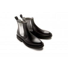 Kinsey Dealer boot black silver